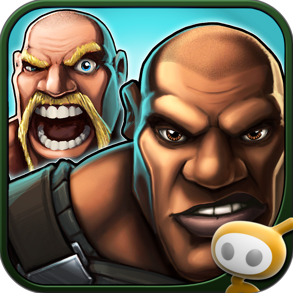 Gun Bros 2 iOS