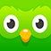 Apprends l'anglais et l'espagnol avec Duolingo