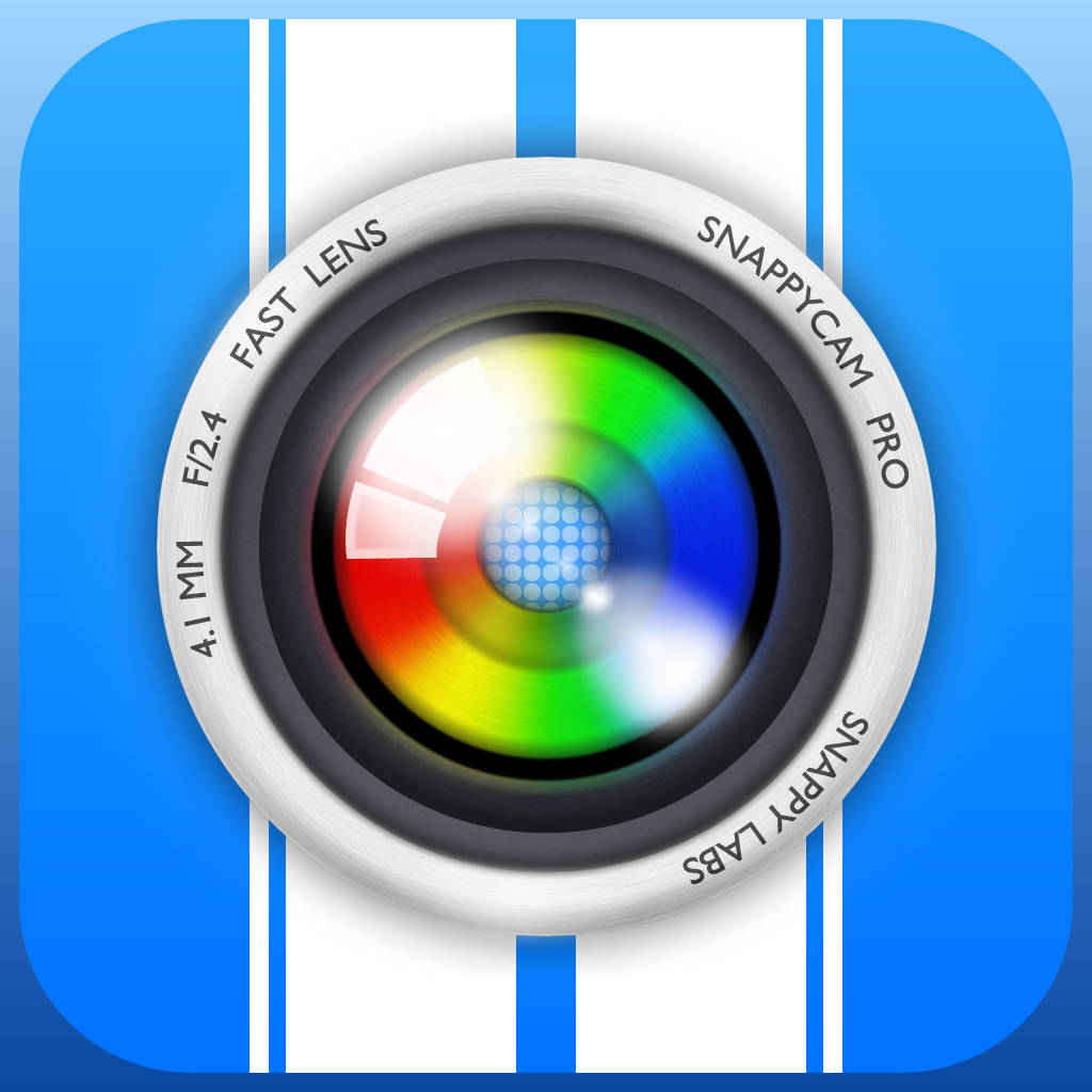 SnappyCam Pro - Fast Camera for Amazing High Speed Burst Action Living Photos
